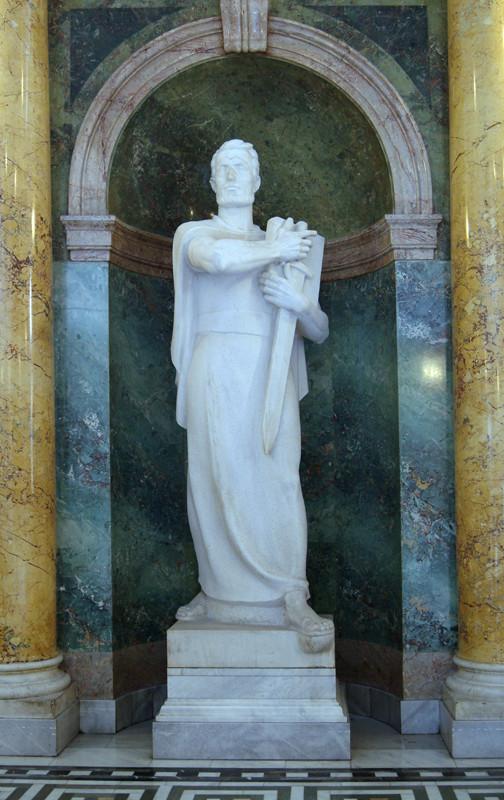 Pamätník kniežaťa Koceľa v Belehrade