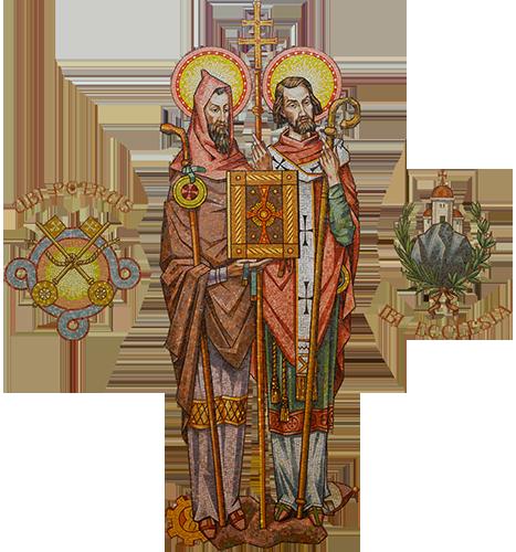 Jozef Cincik: Svätí Cyril a Metod