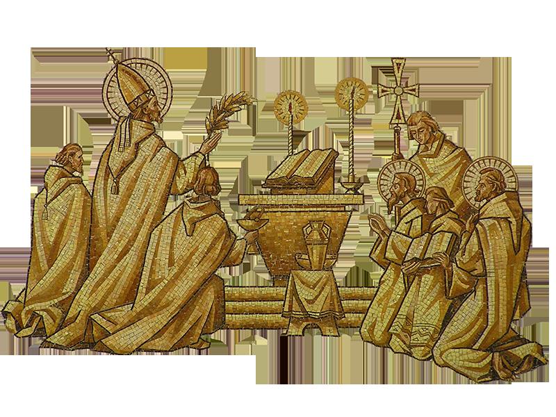 Jozef Cincik: Schválenie liturgických kníh Hadriánom II.