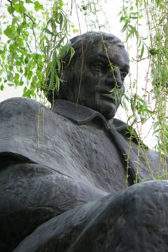 Slávnostná spomienka na Jána Hollého pri príležitosti 170. výročia jeho úmrtia (Archív OZ CYRILOMETODADA)