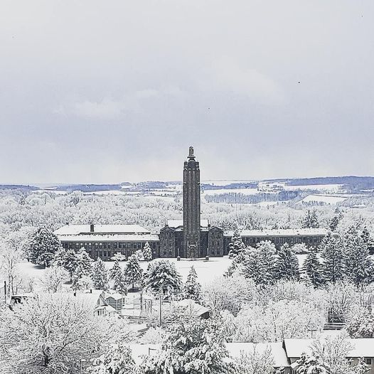 Winter Basilica
