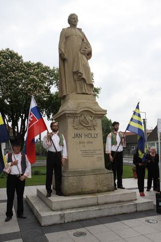 Pamätník Jána Hollého